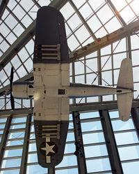 13459 @ KNYG - This aircraft has been repainted to represent Bu13486. - by Daniel L. Berek
