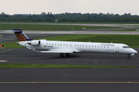 D-ACNW @ EDDL - DLH3292 Dusseldorf to Madrid, Barajas (MAD) - by Loetsch Andreas