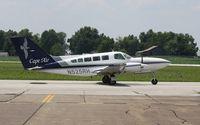 N525RH @ KOWB - Cessna 402C