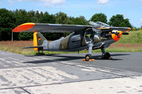 D-EGFR @ ETNT - D-EGFR is a private owned Do-27 and is seen here at Wittmund AB - by Nicpix Aviation Press  Erik op den Dries