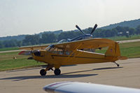 N38491 @ KICL - larinda Flight Breakfast - by Floyd Taber