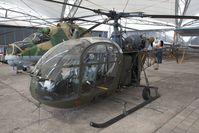 A75 @ LZKZ - Belgian AF Alouette 2 - by Andy Graf-VAP