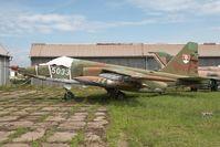 5033 @ LZKZ - Slovak AF SU-25 - by Andy Graf-VAP