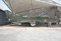 05 @ LZKZ - Sukhoi SU-22 - by Andy Graf-VAP