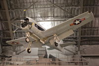 140048 @ KFFO - At the Air Force Museum - by Glenn E. Chatfield