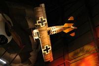 N1387B @ KFFO - At the Air Force Museum - by Glenn E. Chatfield