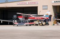 N172FP @ BOW - 1971 Cessna 172L N172FP at Bartow Municipal Airport, Bartow, FL  - by scotch-canadian