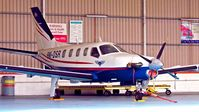 9M-DSR @ SZB - Private Plane - by tukun59@AbahAtok