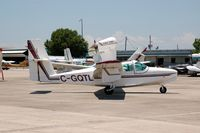 C-GQTL @ BOW - 1977 Lake LA-4-200 C-GQTL at Bartow Municipal Airport, Bartow, FL - by scotch-canadian