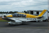 G-CCZX photo, click to enlarge