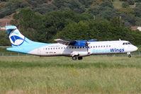 OM-VRA @ LFKJ - Landing in 20