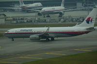 9M-FFB @ WMKK - Ex-FireFly Airlines - by lanjat