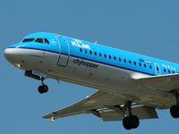 PH-KZA @ LFBD - KLM 1315 from AMS landing 23 - by Jean Goubet-FRENCHSKY