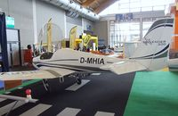 D-MHIA @ EDNY - Skyleader 200 at the AERO 2012, Friedrichshafen - by Ingo Warnecke