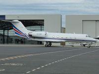 VH-DBT @ YMEN - Gulfstream G-IV VH-DBT at Essendon