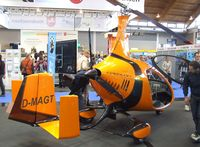 D-MAGT @ EDNY - AutoGyro Cavalon at the AERO 2012, Friedrichshafen - by Ingo Warnecke