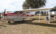 N859A @ LAL - Cessna U206F