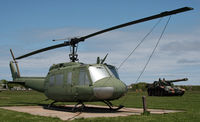 68-16132 - This helicopter, along with aircraft, military vehicles, and a Civil War submarine, are on display at the National Guard Militia Museum of New Jersey. - by Daniel L. Berek