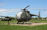 67-16172 - This helicopter is now on display at the National Guard Militia Museum of New Jersey, Sea Girt. - by Daniel L. Berek