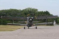 SP-FAH @ LOAN - Antonov 2 www.classicwings.at
