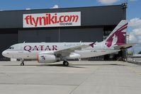 A7-MED @ LOWW - Qatar Government Airbus 319 - by Dietmar Schreiber - VAP