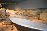 N12269 - Air and Space Museum - by Ronald Barker