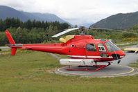 C-GPTL @ CYSE - Ski chopper - by Duncan Kirk