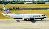 D-ADBM @ EDDT - Boeing 737-31S [29057] (Deutsche BA) Berlin-Tegel~D 18/05/1998. Taken from slide. - by Ray Barber