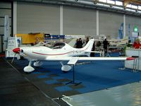 D-MDYN @ EDNY - Aerospool WT-9 Dynamic [DY076/2005]  Friedrichshafen~D  21/04/2005. At show. - by Ray Barber