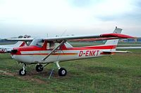 D-ENKT @ LOAN - D-ENKT   R/Cessna F.150M [1357] Weiner-Neustadt Ost~OE 17/04/2005 - by Ray Barber