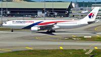 9M-MTE @ KUL - Malaysia Airlines - by tukun59@AbahAtok