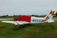 G-BGAX photo, click to enlarge