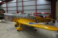 G-AKAT @ EGBR - at Breighton Aerodrome, North Yorkshire - by Chris Hall
