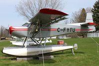 C-FYTU - Parked