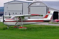 CF-VGG @ CLA4 - Marked C-FVGG but still registered as CF-VGG. Seen here at Holland Landing Airpark Ontario~C - by Ray Barber