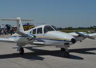 N644KS @ LPR - N644KS seen on display at KLPR. - by aeroplanepics0112