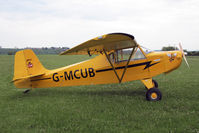 G-MCUB photo, click to enlarge