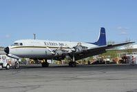 N251CE @ PAFA - Everts Air Douglas DC6 - by Dietmar Schreiber - VAP