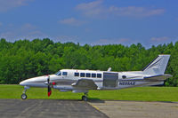 N899AE @ 29D - Parked at Grove City Regional Airport - by Murat Tanyel