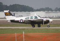 N4167P @ LAL - T-42A Cochise