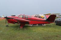 N12711 @ LAL - Beech K35