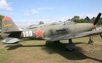N91448 @ LAL - P-63C in Soviet colors