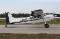 YV1141 @ LAL - Venezuelan registered Cessna 185A