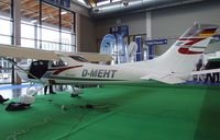D-MEHT @ EDNY - AirLony Skylane at the AERO 2012, Friedrichshafen - by Ingo Warnecke