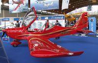 D-ERTC @ EDNY - Evektor EV-97 Sportstar RTC at the AERO 2012, Friedrichshafen - by Ingo Warnecke