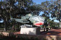 67-15722 - AH-1F at Veterans Park in Tampa