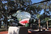 67-15722 - AH-1F Cobra at Veterans Park Tampa - by Florida Metal