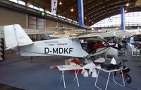 D-MDKF @ EDNY - Volksflugzeug SkyRanger SW at the AERO 2012, Friedrichshafen - by Ingo Warnecke