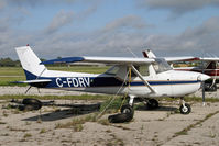 C-FDRV @ CYZR - Evening visit to Sarnia - by Duncan Kirk