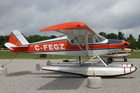 C-FEGZ @ CNV6 - Large floatplane base with lots of goodies! - by Duncan Kirk